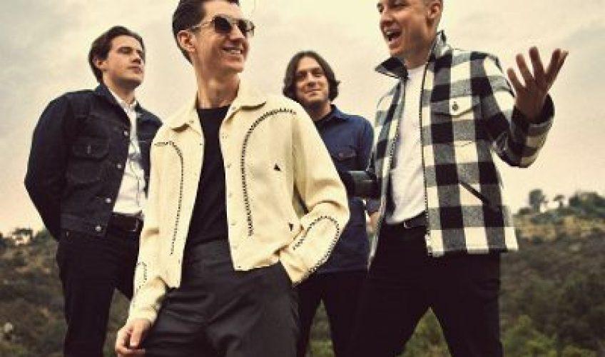 Arctic Monkeys, το νέο άλμπουμ θα γίνει και θα κυκλοφορήσει το 2018