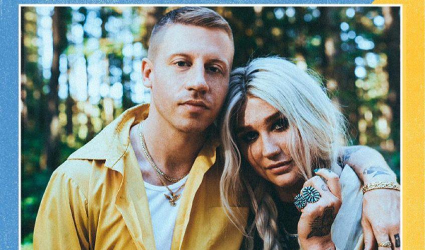 Ο Macklemore και η Kesha ζουν τη στιγμή με το «Good Old Days»
