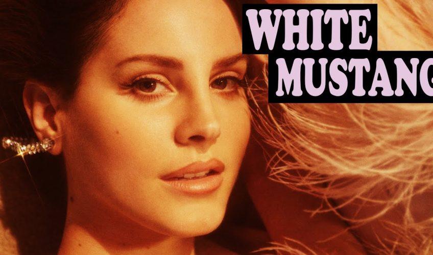Η Lana Del Rey ταξιδεύει στο μέλλον με το video clip του «White Mustang»