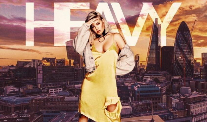 «Heavy»: Η Anne-Marie με καινούριο τραγούδι και video clip: