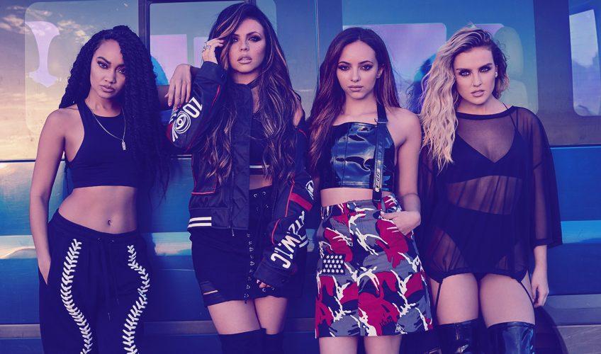 Οι Little Mix ξεπερνούν τις Spice Girls