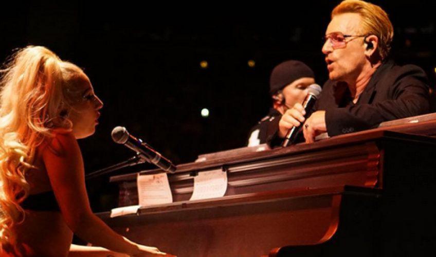 Η Lady Gaga θα συνεργαστεί με τους U2 στο νέο δίσκο τους