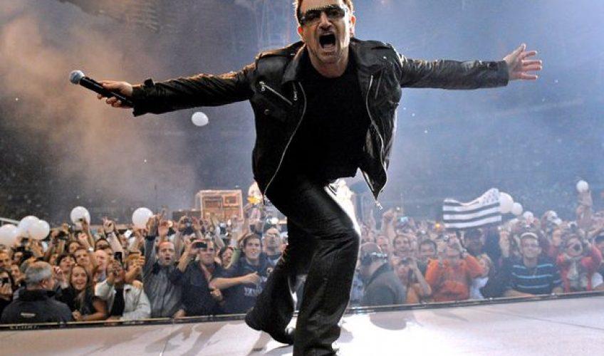 «Η μουσική έχει γίνει πολύ κοριτσίστικη», εκτιμά ο Bono