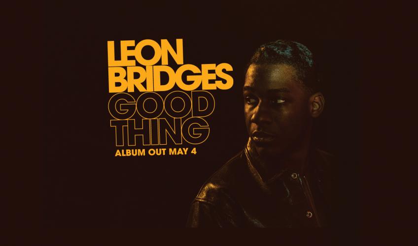 """Ο τραγουδιστής και τραγουδοποιός Leon Bridges έχοντας ήδη κεντρίσει το παγκόσμιο ενδιαφέρον για το επερχόμενο άλμπουμ """"Good Thing"""", με το """"Bad Bad News"""""""