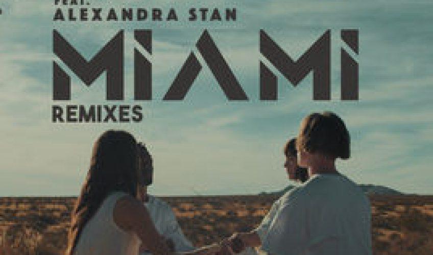 """Ο διεθνής παραγωγός της dance Manuel Riva μας παρουσιάζει το νέο του single """"Miami"""" σε συνεργασία με την Alexandra Stan."""