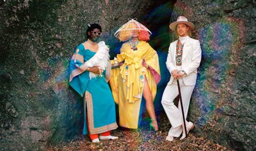 Οι LSD, το καινούργιο εγχείρημα του Labrinth, της Sia και του Diplo, παρουσιάζουν το νέο single «Thunderclouds».