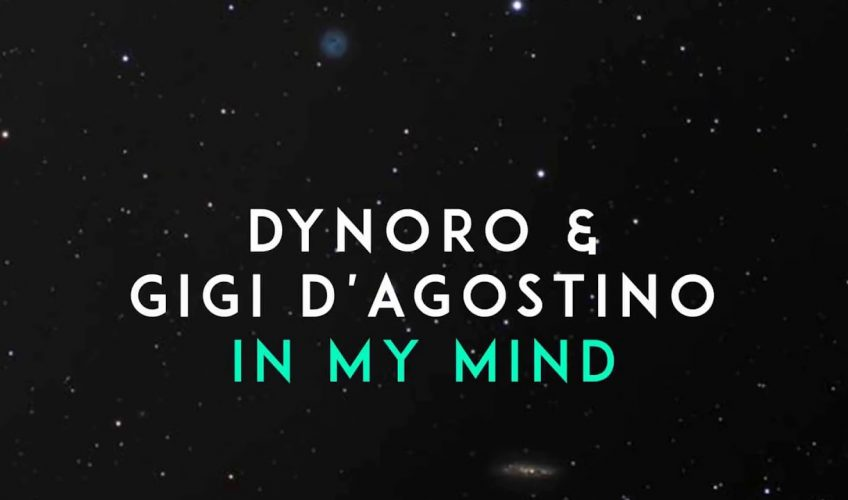 """Ο Λιθουανός DJ & παραγωγός Dynoro συνεργάζεται με τον Ιταλό DJ & παραγωγό Gigi D'Agostino κάνοντας το ντεμπούτο του στη κατηγορία Top Hot Dance / Electronic Songs με το """"In My Mind""""."""