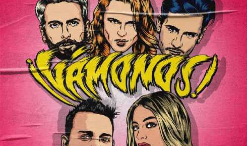 Νέo single: Kris Kross Amsterdam x Ally Brooke x Messiah – Vámonos