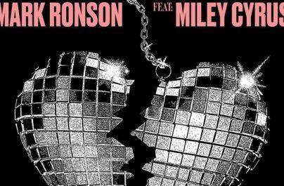 MARK RONSON & MILEY CYRUS – Nothing Breaks Like A Heart (Week #53)