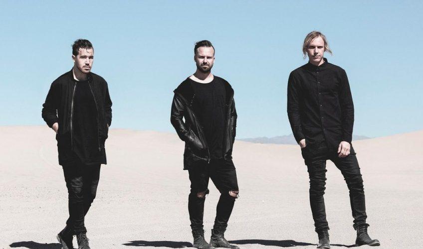 Aνακαλύψτε τους RÜFÜS DU SOL με δύο από τα καλύτερα singles του Solace, το Underwater και το ολοκαίνουριο Lost in My Mind