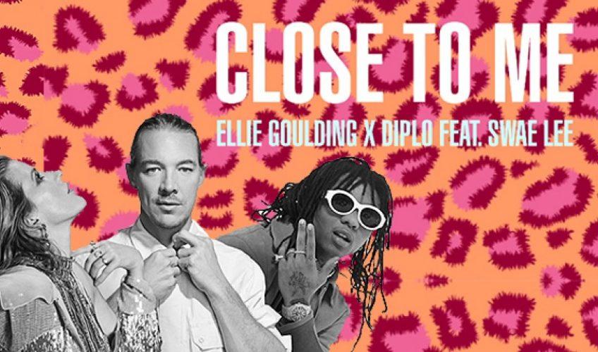 """Η πολυβραβευμένη καλλιτέχνις και τραγουδοποιός Ellie Goulding συνεργάζεται με τον βραβευμένο με Grammy παραγωγό Diplo και τον ράπερ Swae Lee στο νέο τους single """"Close To Me"""""""
