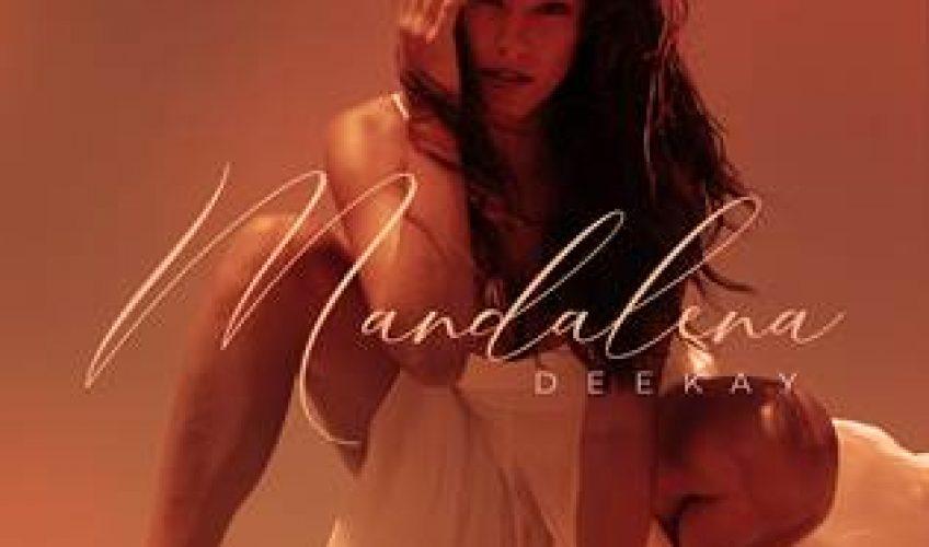 """Ο DeeKay επιστρέφει με το νέο του single το """"Mandalena""""."""