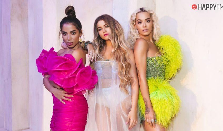 Τρια κορίτσια-φωτιά για πρώτη φορά μαζί: Sofia Reyes feat Rita Ora & Anitta – R.I.P.