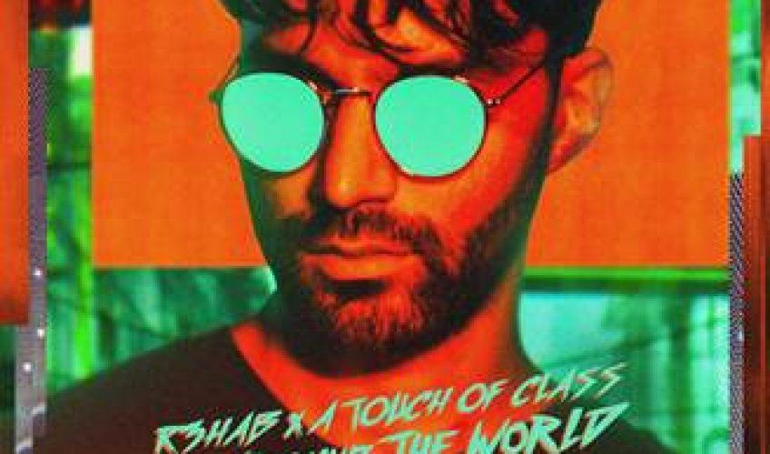 """Ο R3hab έχει αποδείξει πολλές φορές ότι είναι ειδικός στα remake και αυτό αποδεικνύεται για μια ακόμα φορά στη συνεργασία του με τους A Touch Of Class και στο smash hit """"All Around The World"""""""