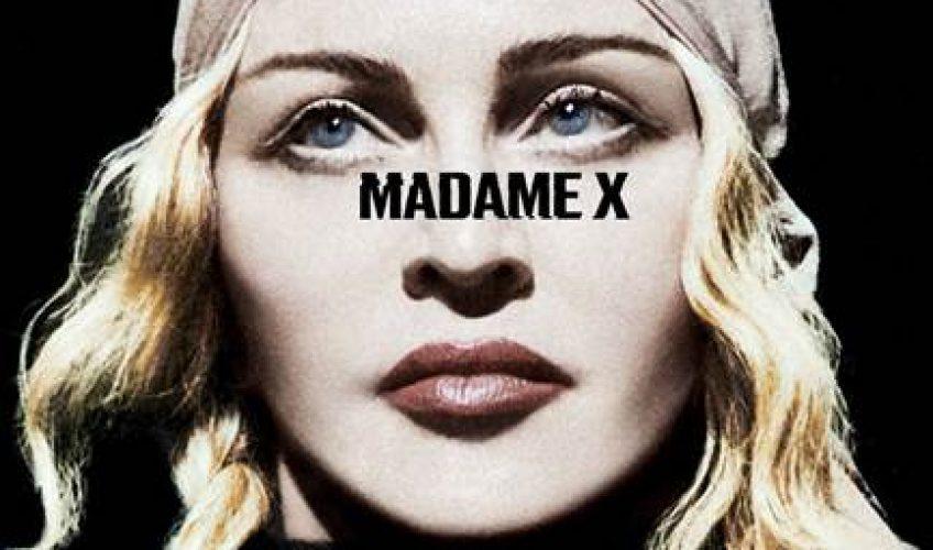 """Το νέο άλμπουμ """"MADAME X"""" που περιλαμβάνει και τα singles ( 'Medellin' ft. Maluma, 'I Rise' & 'Crave' ft. Swae Lee) κυκλοφόρησε και είναι η 14η ολοκληρωμένη δισκογραφική δουλειά της Madonna."""