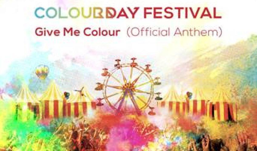 Ερχεται το νέο anthem του Colour Day Festival με τίτλο «Give Me Colour».