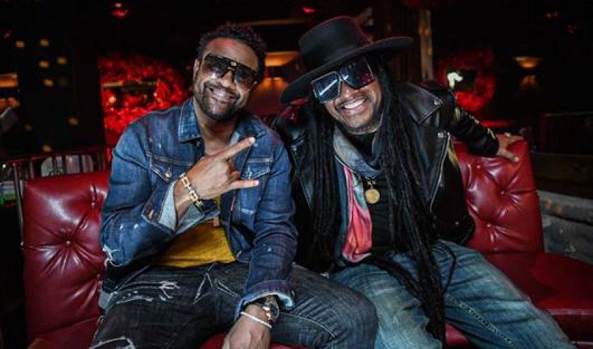 "Maxi Priest & Shaggy … Ενώνουν τις δυνάμεις τους για το απόλυτο party reggae anthem τραγούδι με τίτλο ""I'M ALRIGHT""."