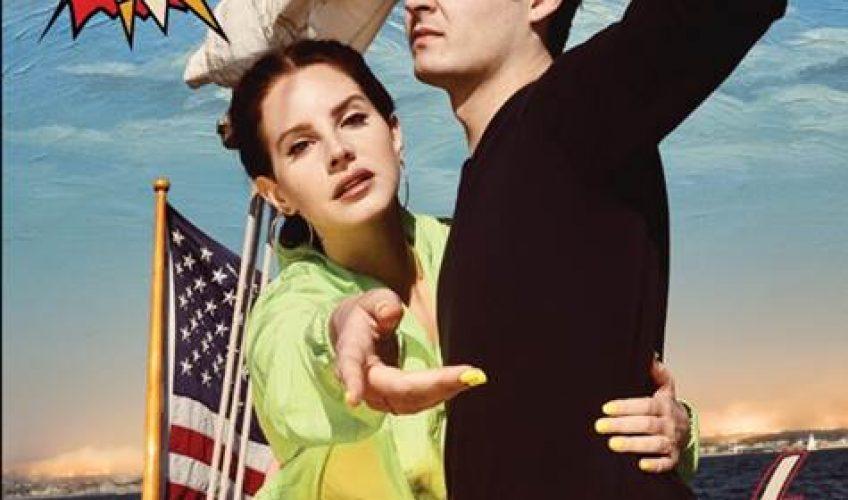 Η μοναδική Lana Del Rey κυκλοφορεί το νέο άλμπουμ της με τίτλο 'Norman Fucking Rockwell!'