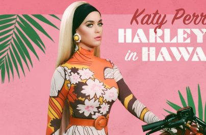 KATY PERRY – Harleys In Hawaii (Week #43)