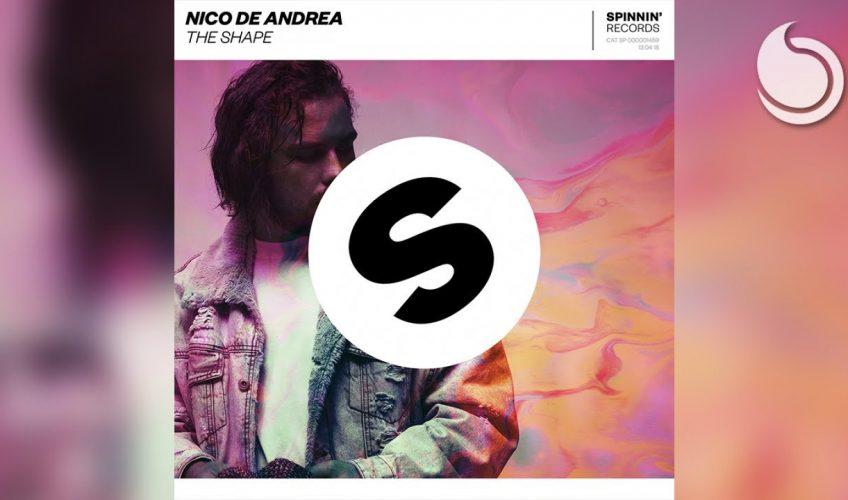 Ο Nico De Andrea, προτάθηκε για Track Οf the Year απο το Νο 1 dance περιοδικό στο κόσμο το: Dj Mag,συγκεκριμένα για το νέο του single: The Shape !!!