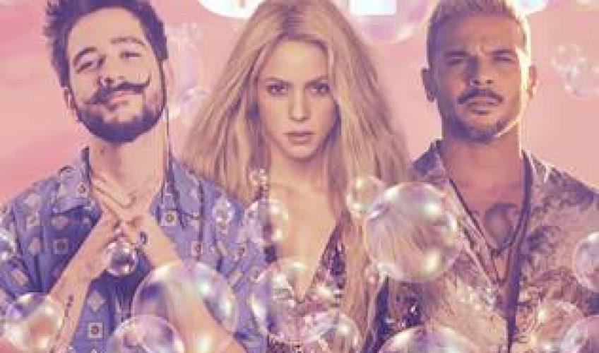 "To global icon Shakira ενώνει τις δυνάμεις της με τον νεαρό Κολομβιανό καλλιτέχνη Camilo και τον βραβευμένο με Latin Grammy Πορτορικανό Pedro Capo σε μία νέα version του παγκόσμιου hit ""Tutu""."