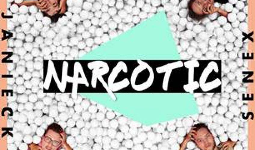 """Με αφορμή την 20ή επέτειο του """"Narcotic"""",  οι πολυπλατινένιοι DJ και παραγωγοί από το Βερολίνο, YouNotUs κυκλοφορούν μία νέα version του παγκόσμιου hit των Liquido."""