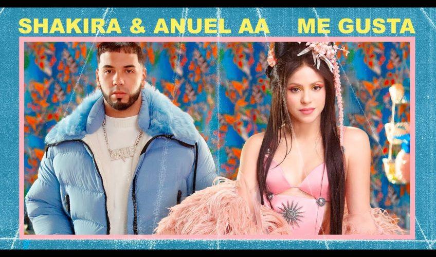 """Η πολυπλατινένια, βραβευμένη με Grammy τραγουδίστρια/τραγουδοποιός, φιλάνθρωπος και παγκόσμιας φήμης καλλιτέχνιδα Shakira μόλις κυκλοφόρησε το νέο της single """"Me Gusta""""."""