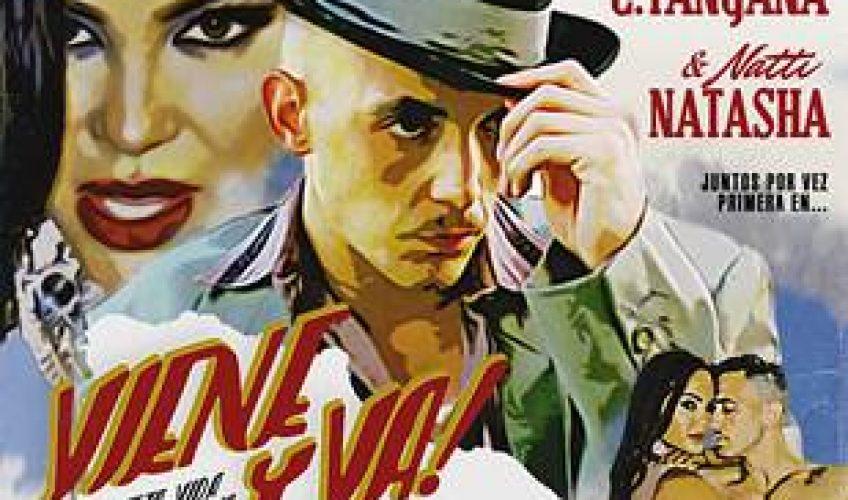 """Ο Ισπανός rapper και παραγωγός, C. Tangana συνεργάζεται με την Natti Natasha, την τραγουδίστρια με τα περισσότερα views στο YouTube και μας παρουσιάζουν το """"Viene Y Va""""."""
