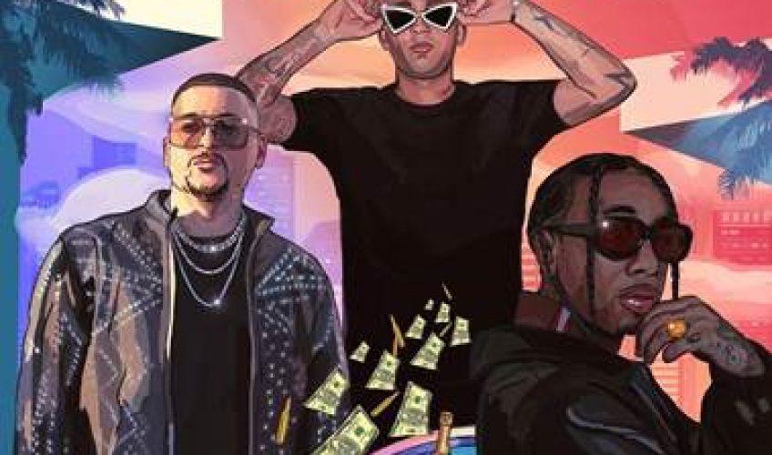 """Η Mad House ενώνει τις δυνάμεις της με τον Dj Stephan, τον Mad Clip αλλά και τον διεθνούς φήμης Tyga στο ολοκαίνουργιο single """"OKEY""""."""