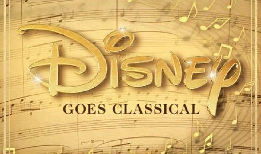 Η Decca Records και η Walt Disney ανακοινώνουν την κυκλοφορία του άλμπουμ 'Disney Goes Classical' για τις 2 Οκτωβρίου.