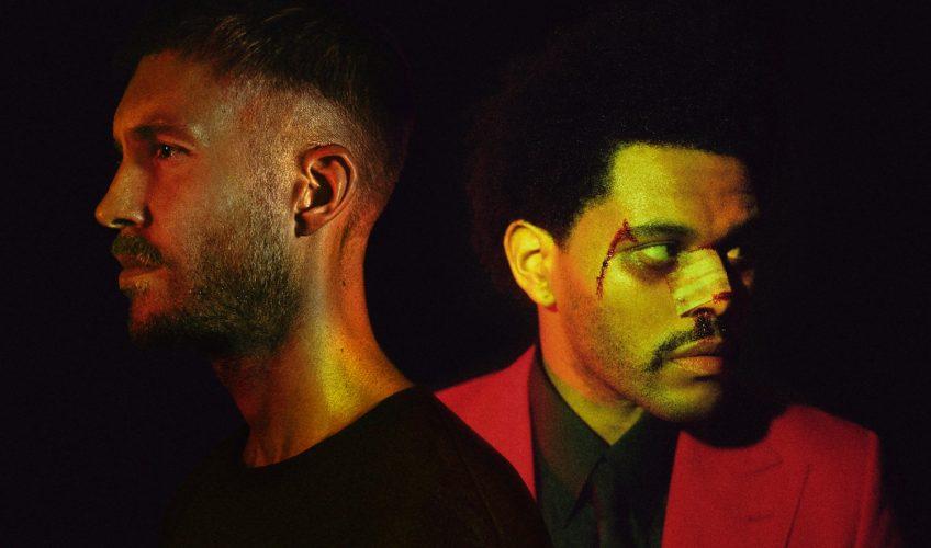 "O Calvin Harris και ο The Weeknd κυκλοφόρησαν το νέο τους κοινό single με τίτλο ""Over Now""."