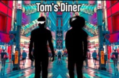 WAVEWALKERS – Tom's Diner ( Week #51)