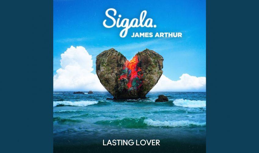 """Ο υποψήφιος για βραβείο BRIT Βρετανός DJ, παραγωγός και καλλιτέχνης Sigala, μαζί με τον chart-topper James Arthur, παρουσιάζουν το νέο τους single """"Lasting Lover""""."""