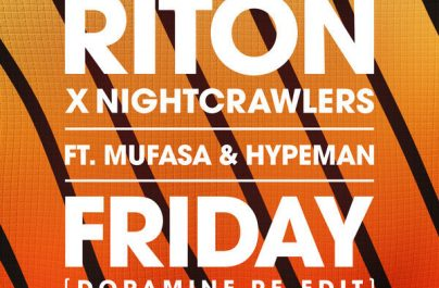RITON x NIGHTCRAWLERS Feat MUFASA & HYPEMAN – Friday (Week #05)