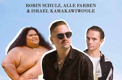 ROBIN SCHULZ Alle Farben, ISRAEL KAMAKAWIWO'OLE – Over The Rainbow (Week #42)